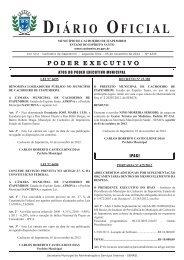 Diário Oficial Nº 4.245 - 05 de Novembro (segunda-feira) - 2.646kb
