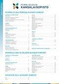 keväällä 2012 ulvilassa alkavat kurssit - Pori - Page 4