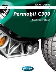 C300 käyttöohje.pdf - Algol-Trehab Oy