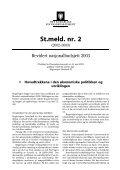 Revidert nasjonalbudsjettet 2003 St.meld. nr. 2 - Statsbudsjettet - Page 5