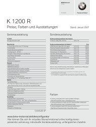 K 1200 R - Face the Power