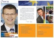 Daniel Caspary - Dr. Thomas Ulmer MdEP