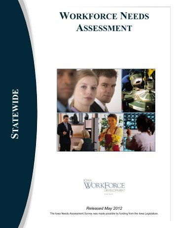 Results of Statewide Needs Assessment Survey 2011/2012