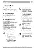 Regeltoestellen Logamatic 4121, 4122 en 4126 - Page 5