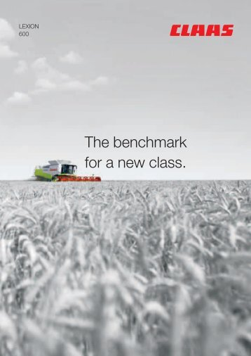 The benchmark for a new class.