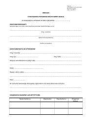 wniosek o przyznanie stypendium wójta gminy siedlce za ...