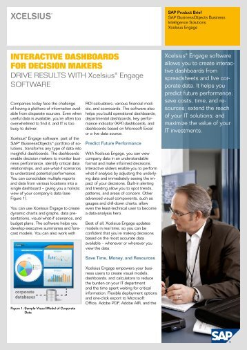 InteractIve DashboarDs for DecIsIon Makers - Micromail