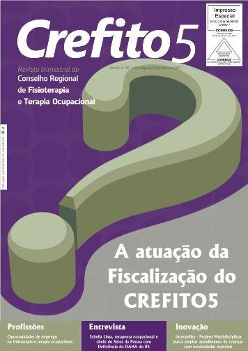 Revista Setembro – n° 35 - Crefito5