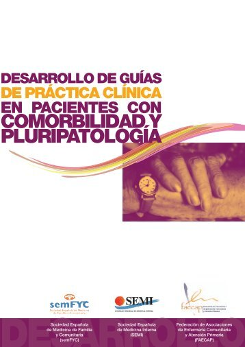 PLURIPATOLOGÍA - Sociedad Española de Medicina Interna