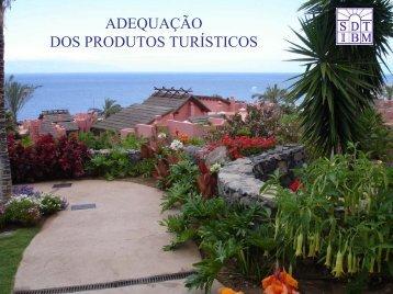 ADEQUAÇÃO DOS PRODUTOS TURÍSTICOS - Villageresorts.net