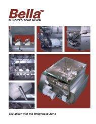 Bella™ Fluidized Zone Mixers - Dynamic Air Inc.