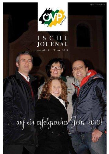 ... auf ein erfolgreiches Jahr 2010! - ÖVP Bad Ischl
