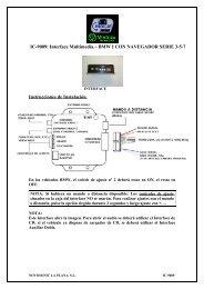 Instrucciones - Novosonic