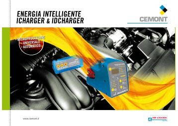 ENERGIA INTELLIGENTE ICHARGER & IDCHARGER - Cemont