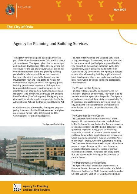 Agency for Planning and Building Services