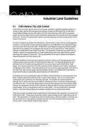 Industrial Lands Strategy - Section 9 - Coffs Harbour City Council ...