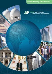 Islamic Banking & Finance 2011 - Risk Reward Limited