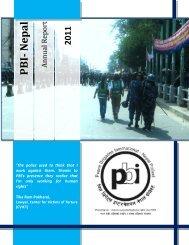 PBI- Nepal - Peace Brigades International