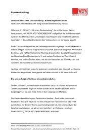 """Mit """"Zeckenzeitung"""" - WEPA Apothekenbedarf GmbH & Co KG"""