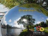 Ordførerens åpningsforedrag - Drammen kommune