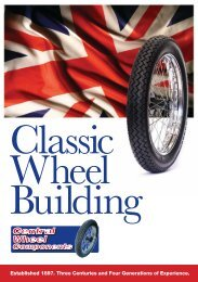 Classic Wheel Building - Users Powernet