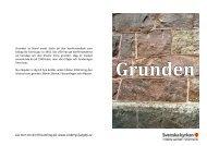 Läs mer om din församling på: www.vinberg-ljungby.se