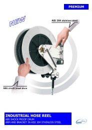 premium evo industrial hose reel - Reciprotor A/S