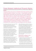 Trade Related Intellectual Property Rights - ActionAid - Page 2