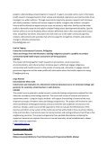 International Engagement Awards Projects funded ... - Wellcome Trust - Page 4