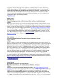 International Engagement Awards Projects funded ... - Wellcome Trust - Page 7
