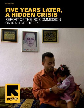 five years later, a hidden crisis - International Rescue Committee