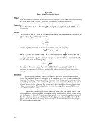 LRC Circuit.pdf - Physics