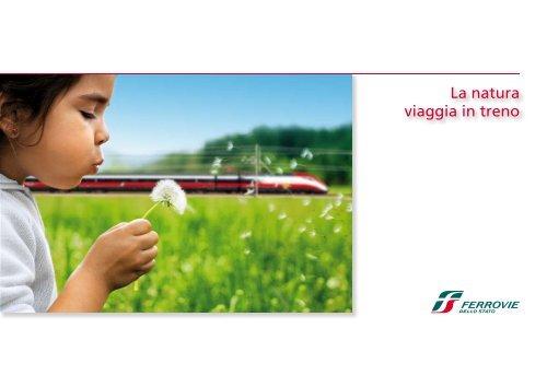 La natura viaggia in treno - Ferrovie dello Stato Italiane