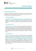 LA NOUVELLE LICENCE - Ministère de l'enseignement supérieur et ... - Page 2