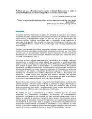 Políticas de ação afirmativas para negros no Brasil - Fundação ...
