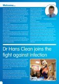 Introducing Dr Hans Clean - The Royal Wolverhampton Hospitals ... - Page 4
