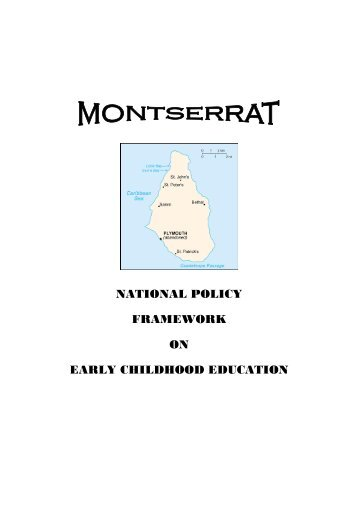 Montserrat ECD Policy - Government of Montserrat
