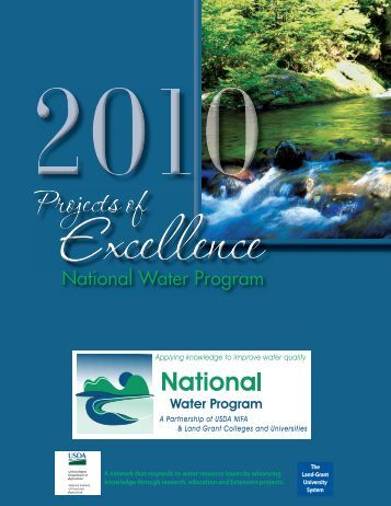 High resolution print-friendly version - National Water Program