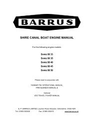 Shire Owners' Manual (06 Build) 33,35,40,45 & 50 (PDF) - EP Barrus