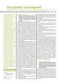 Vu du ciel: La Biodiversité - CNDP - Page 2