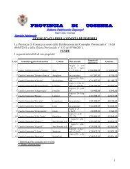 II_BANDO CASELLI CANT-Dicembre011.pdf - Provincia di Cosenza