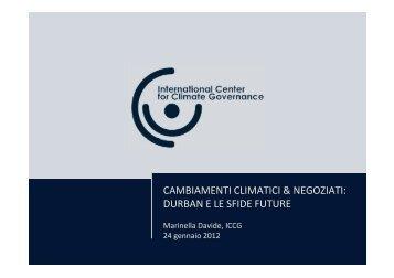 Marinella Davide [ pdf presentation]