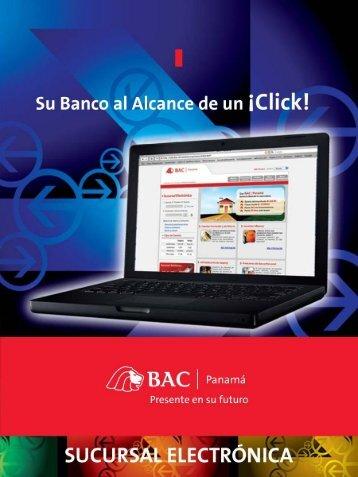 Manual de Uso Sucursal Electrónica - Credomatic