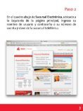 Manual de Uso Sucursal Electrónica - Credomatic - Page 5