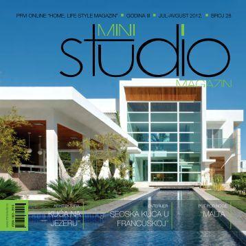 SEOSKA KUćA U FRANCUSKOJ - Mini Studio Magazin