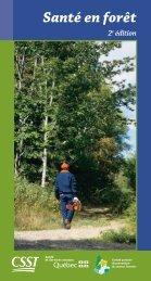 Santé en forêt - CSST