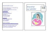 Graviditet og rusmidler