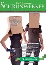 Vlaamse Schrijnwerkers - Magazines Construction