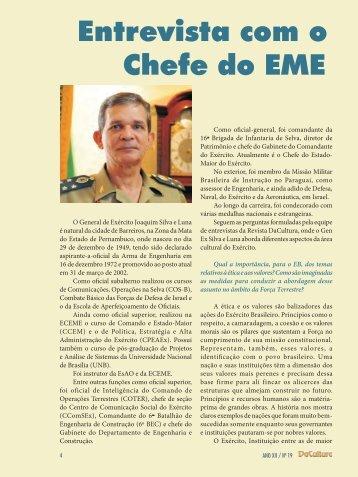 Gen Ex Joaquim Silva e Luna - FunCEB