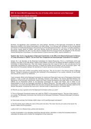 Article on Interview - caritasdev.cd
